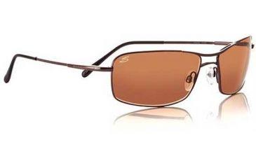 Serengeti Progressive Rx Firenze Sunglasses Expresso Frame