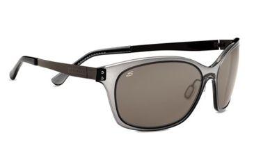 Serengeti Sara Sunglasses - Crystal Dark Grey Frame and Polar PhD CPG Lens 7832