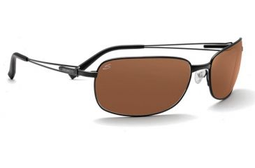 Serengeti Trieste Progressive Rx Sunglasses Satin Black Frame 7672