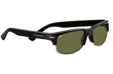 Serengeti Vasio Progressive Rx Sunglasses - Shiny Black Frame 7373