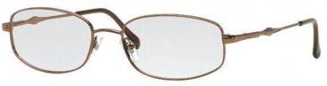 87d502116b Sferoflex Eyeglasses SF2509-299-5217 with No Line Progressive Rx Prescription  Lenses 52 mm