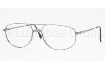 ab44932e8e Sferoflex SF 2079 Eyeglasses Styles Gunmetal Frame w Non-Rx 56 mm Diameter  Lenses
