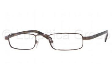 Sferoflex SF 2202 Eyeglasses Styles Dark Brown Frame w/Non-Rx 51 mm Diameter Lenses, 352-5121, Sferoflex SF 2202 Eyeglasses Styles Dark Brown Frame w/Non-Rx 51 mm Diameter Lenses
