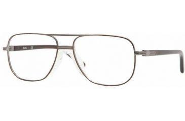 Sferoflex SF2236 Eyeglass Frames S697 -5415 - Dark Copper+tobacco Paper