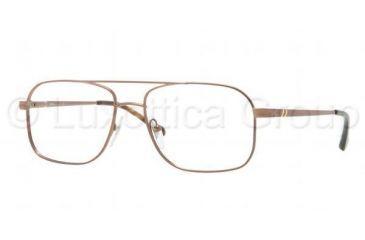 Sferoflex SF2249 Progressive Prescription Eyeglasses 472-5516 - Dark Brown Frame