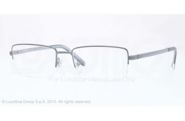 Sferoflex SF2261 Eyeglass Frames 499-52 - Shiny Avio Frame