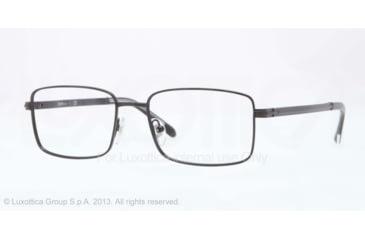 Sferoflex SF2262 Eyeglass Frames 136-53 - Matte Black Frame