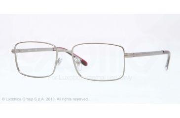 Sferoflex SF2262 Eyeglass Frames 231-53 - Matte Gunmetal Frame