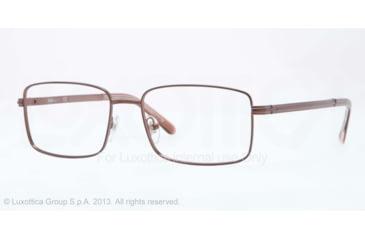 Sferoflex SF2262 Eyeglass Frames 355-53 - Matte - Dark Brown Frame