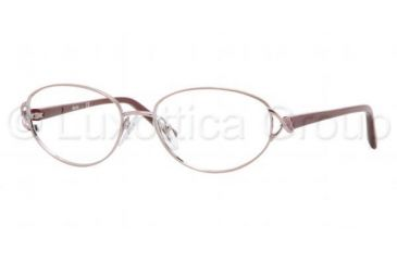 Sferoflex SF2568 Single Vision Prescription Eyeglasses 468-5216 - Pink Frame
