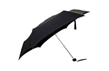 Shed Rain  Travel Umbrella 1328/1566 BLACK