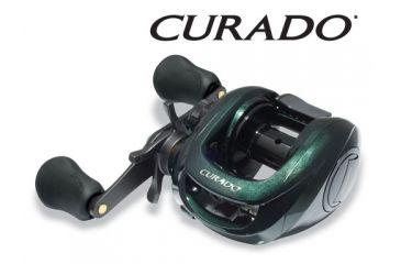 Shimano Curado 200 G7 Baitcast Reel - Right Hand 068273
