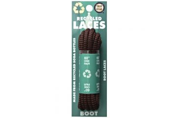 Shoe Gear Recycled Boot Lace 45'' Blk/brn 315-15