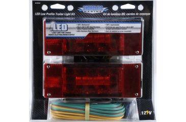 Shoreline Marine LED Low Profile Trailer Light Kit 065064