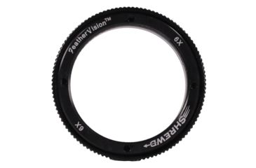 1-Shrewd 6x Lens w/ Housing Verde Vitri