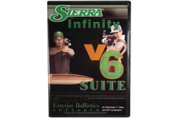 Sierra Infinity Suite V6 Computer Software Includes 5th Edition Manual On CD