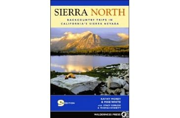 Sierra North 9th Edition, Kathy Morey Et Al., Publisher - Wilderness Press