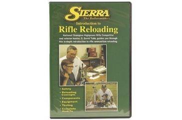 Sierra Reloading DVD, Beginning Rifle 49343