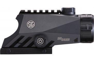 4-Sig Sauer Bravo4 4x30 Wide Field Battle Sight