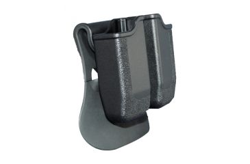Sig Sauer Double Magazine Pouch For Sig P220 and 1911 Black Polymer MAGP-DBL-220BLK