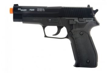 1-Sig Sauer P226 Spring Pistol HPA