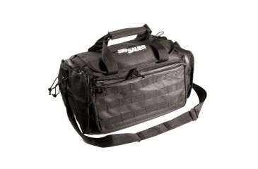 Sig Sauer Black Tactical Shoulder Bag 22