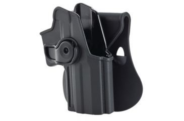 Sig Sauer Retention Roto Paddle Holster For Glock 26 Black Right Hand ITAC-GK26
