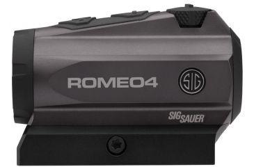 4-Sig Sauer Romeo 4A 1X20 Low .5MOA