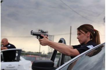 Sig Sauer Romeo1 1x30 Mini Reflex Sight, Handgun Mounting Kit