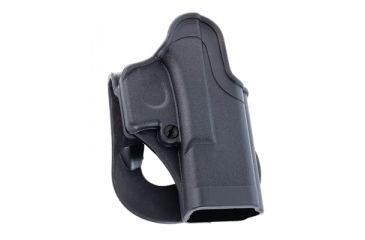 Sig Sauer Standard Paddle Holster For Smith and Wesson J Frame Black Right Hand ITAC-SWJ