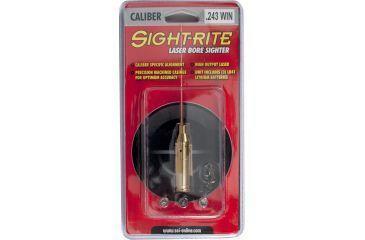 SSI Sight-Rite Laser Bore Sight for .243 Win, 7MM-08, .308 Win XSI-BL-243