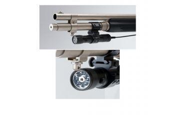 2-Sighting System Instruments Shotgun Laser-Light Combo w/ Pressure Switch