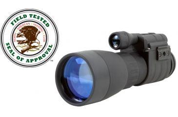 Sightmark Ghost Hunter Night Vision Monocular w/ IR Illuminator, 5x60 SM14074