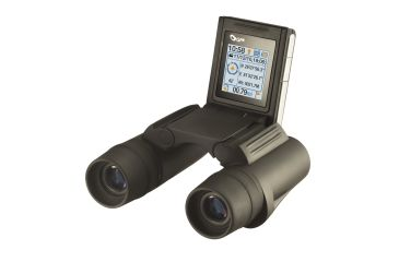 Sightron SI Series 7x18mm GPS Binocular SIGPS718 - Open