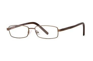 Calligraphy Collections Hemingway SESC HEMI00 Bifocal Prescription Eyeglasses - Light Brown SESC HEMI005240 BNL