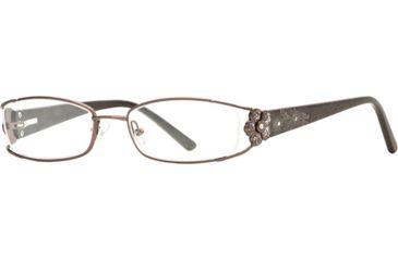 Calligraphy Collections Hinton SESC HINT00 Eyeglass Frames - Brown SESC HINT005135 BN