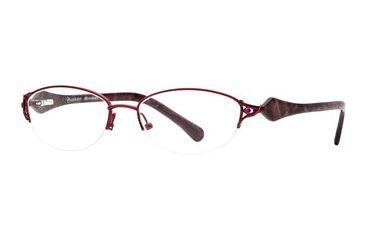 Calligraphy Collections  SESC BRAS00 Progressive Prescription Eyeglasses - Burgundy SESC BRAS005235 WN