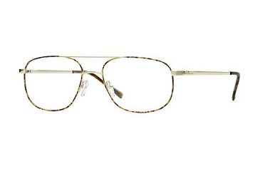Signature Collections Whitman SESC WHIT00 Single Vision Prescription Eyewear - Gun/tort SESC WHIT005740 GM