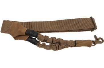 1-SigTac 1 Point Sling with Bungee and Snap Hook