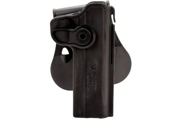 SigTac Retention Roto Paddle Holster, 1911 Railed/Non-Railed 110092