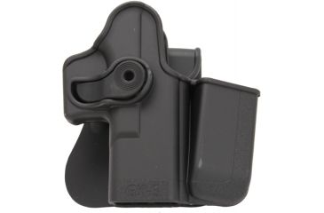 SigTac Retention Roto Paddle Holster, All 9mm/40S&W/357SIG 110125