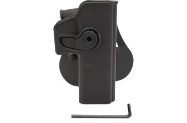 SigTac Retention Roto Paddle Holster, Glock 17, 22, 31, 34, 35 110111