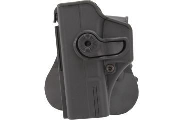 SigTac Retention Roto Paddle Holster, Glock 19, 23, 25, 32, Left Hand 110116