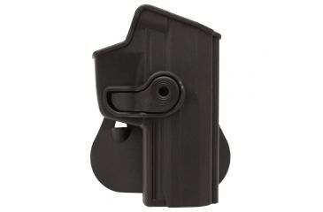 SigTac Retention Roto Paddle Holster, USP Full Size 45 ACP 110141