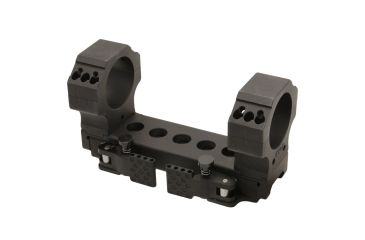 SigTac Scope Mount Mod Dual QD Lever, Black, 30mm Rings for M1913, 20 MOA Base 189976