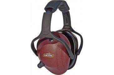 Silencio Dual Microphone Earmuffs w/Volume Control & Ultra Slim Design 3010513