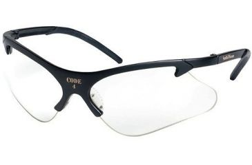 Silencio Glasses w/Black Frame & Clear Lens 3012134