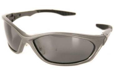 Silencio Polar Blue Polarized Sunglasses w/Gunmetal Frame & Smoke Lens 3014952