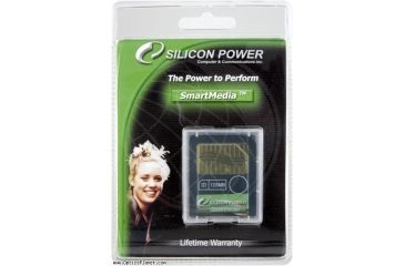 Silicon Power 128MB Smart Media Memory Card
