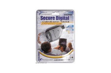 Silicon Power SD/MMC Card Reader